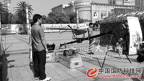 江西:防災減災日無人機首次亮相