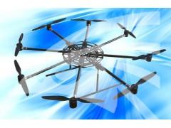 蓝精灵L-V8电力巡线旋翼无人机