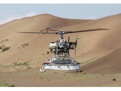 SLA-580型环保监测无人直升机