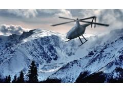 飞虎无人直升机系统