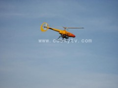 美国RTM(勒特姆)直升机航拍系统SR