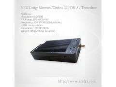 超微型COFDM刑侦(无人机专用)音视