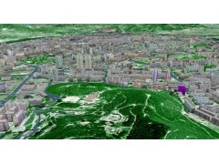 3DMatrix三维地理信息数据综合处理