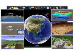 GeoVIS地理空间可视化信息平台