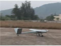 THX-02型固定翼無人飛行器