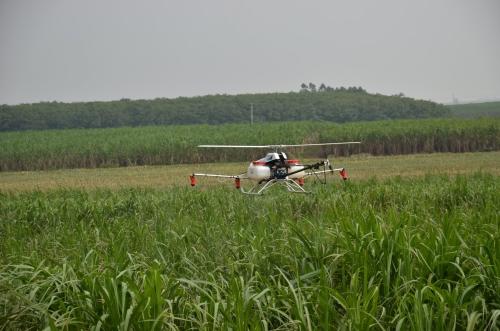 电动单旋翼喷施机(植保无人机)V8000