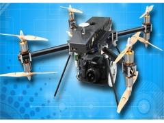 共轴四对双旋翼电动无人直升机