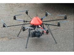 八旋翼电动无人直升机