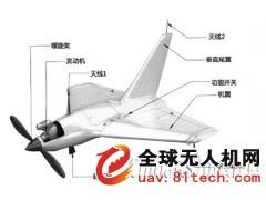 IRSA(中遥)手抛式小型无人机