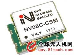 NV08C-CSM单频亚米导航模块