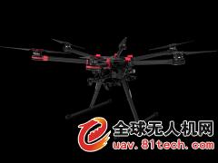 DJI 筋斗云S900  6軸飛行器