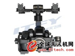 禅思 Z15-GH4(HD) 增稳云台