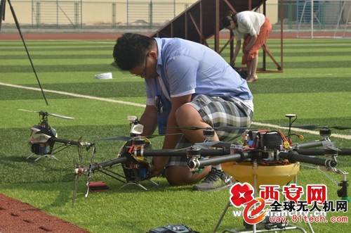 无人机校企合作西安航空职业技术学院与西安德润航空科技公司校企合作培养无人机应用人才