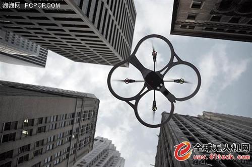 商用无人机市场报告:目前快递不是重点