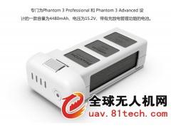 DJI大疆精灵3 phantom3无人机专用电