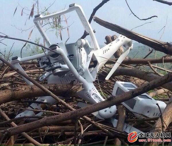 从中国造无人机坠落印巴边境说起