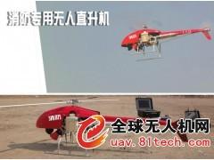 SDI-W32XF消防无人机