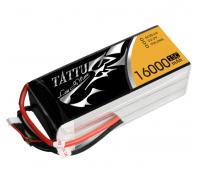 TATTU 16000mAh 22.2V 15C无人机电池