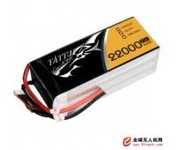 TATTU 22000mAh 22.2V 25C无人机电池