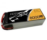 TATTU 8000mAh 22.2V 25C 無人機電池