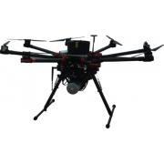 無人機載激光雷達掃描系統