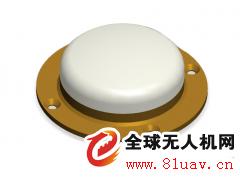 三系统七频无人机天线TR-UAVA3-7A