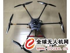 翼航科技电力放线6轴飞行器