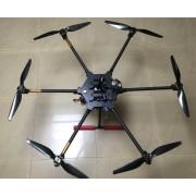 翼航科技電力放線6軸飛行器