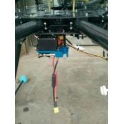 翼航科技電力放線8軸飛行器