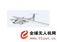 復合翼垂直起降無人機CW-20大鵬