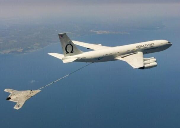 美海军或首次研发仅负责空中加油任务舰载无人机