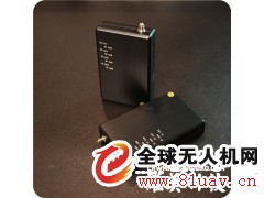 罗美1.2G内置锂电无线音视频接收器8