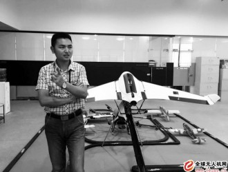 专访无人机使用维修征文大赛二等奖获得者张奇