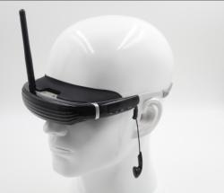 穿越机必备5.8G 40频 FPV视频眼镜  头戴眼镜
