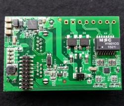 自主研发 高通AR9344 5.8g FPV图传
