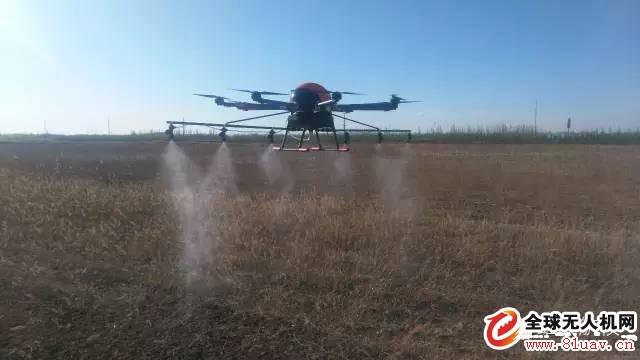 雄展航模:植保无人机飞控手培训开始报名