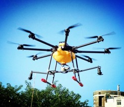 打药飞机5公斤植保无人机