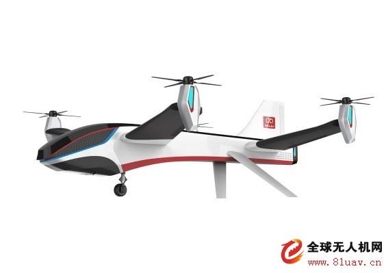 """即将实现""""工业级""""倾转旋翼无人机产品"""