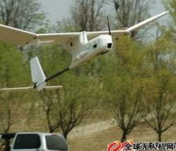 KY-1型航測無人機載荷1kg航時45分鐘航程50