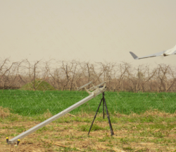 天翁科技无人机弹射器
