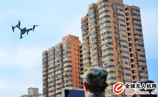 大疆无人机为示范目标 以色列展示微型防空探测系统