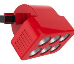 機載機載強光照明燈