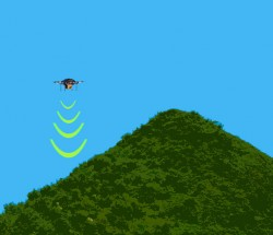 JSR-VG無人機微波測高雷達
