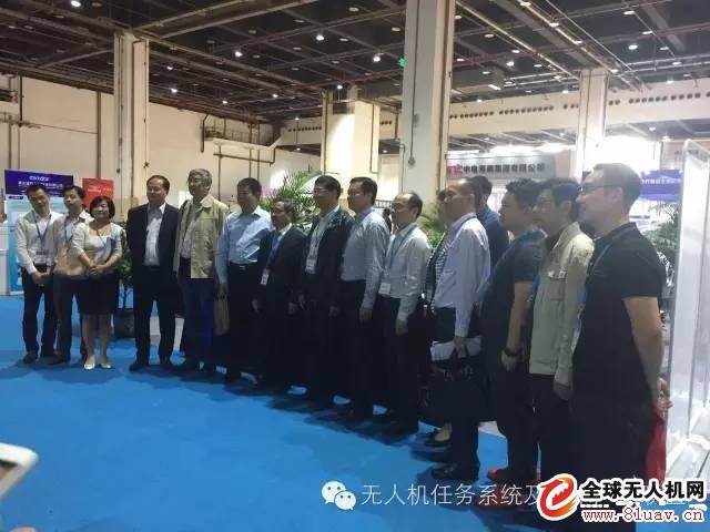 2016年中国无人机系统及任务设备展会盛大启幕