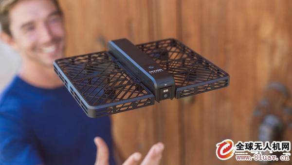 新款自拍神器而且人工智能 Hover Camera无人机上市