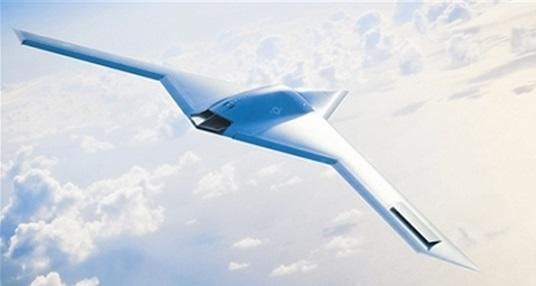 中国最新翔龙电子战无人机已量产