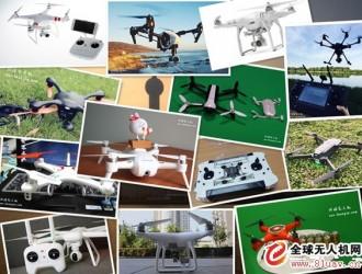 盘点:本年度值得推荐的15款消费级无人机