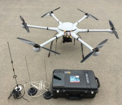 无人机地面站 地面系统控制站 智能公安消防无人机