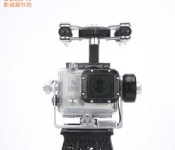 斯威普Splash Drone無人機GoPro防水云臺