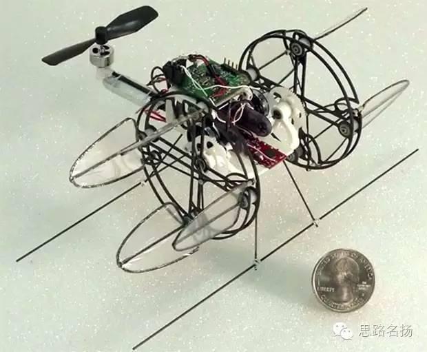 无人机的螺旋桨还可以这样做?